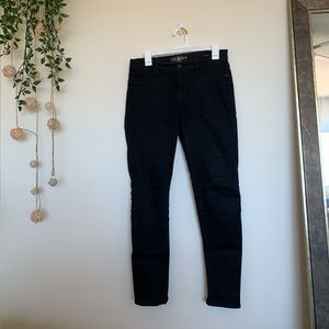 Black Lucky Brand Jeggings Size 29/8